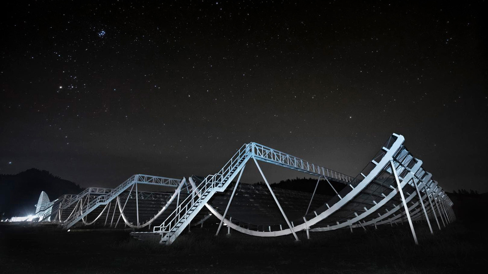 Hundreds of mysterious fast radio bursts detected in space