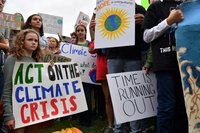 Global climate strikes start today. Here's what you should know