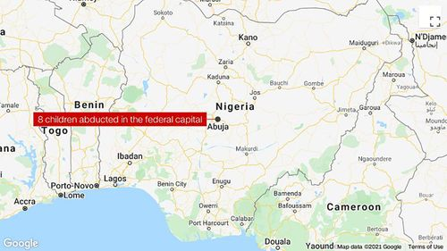 Image for Gunmen abduct 8 children from a Nigerian orphanage