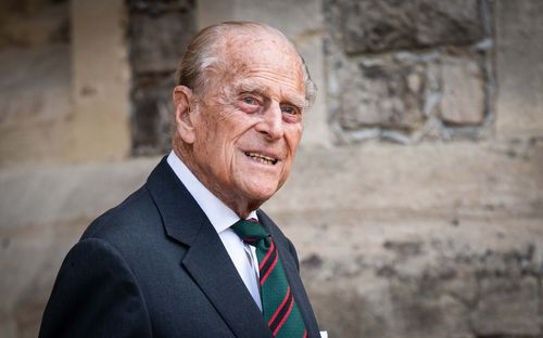 Image for Prince Philip moved to new hospital to treat infection and test preexisting heart condition