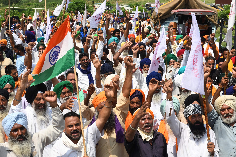 Despite pandemic, Modi's farmer problem hasn't gone away