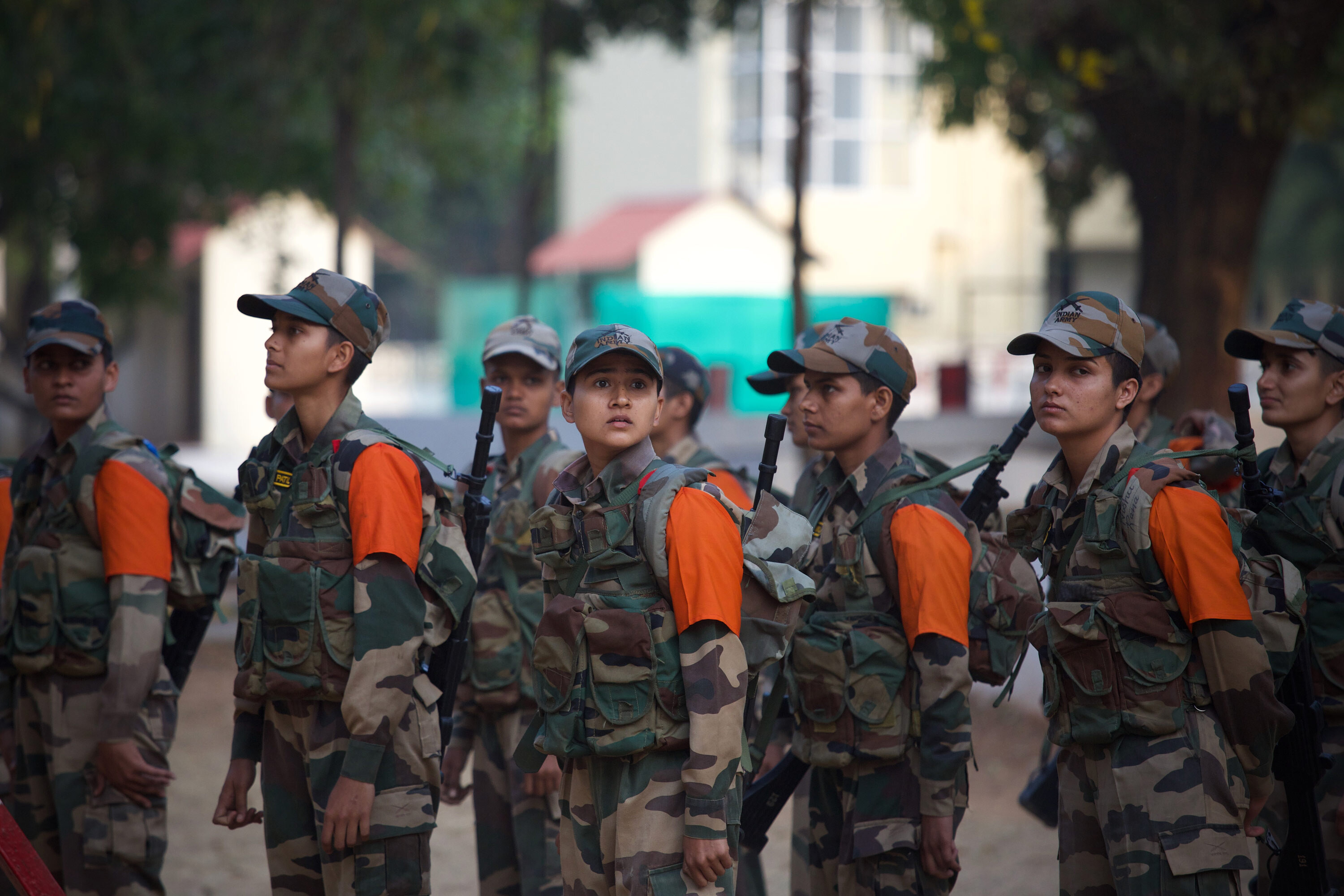 India's top court clears way for women to attend elite military academy
