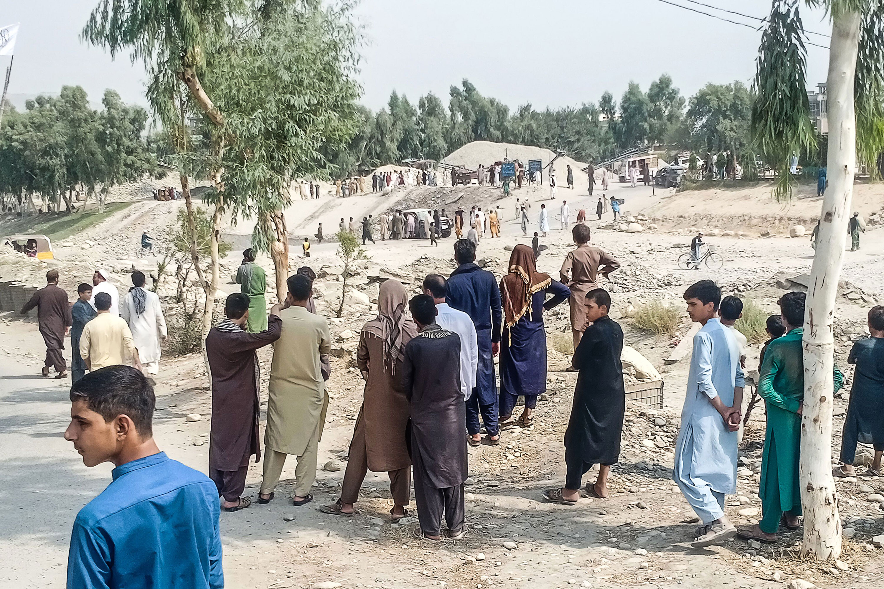 ISIS affiliate claims spate of attacks on Taliban in Afghan city of Jalalabad