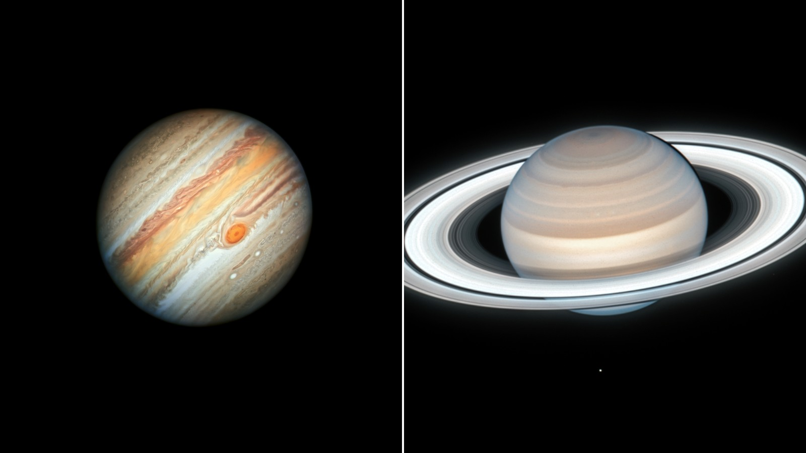 Just in time for Christmas, Jupiter and Saturn will come closer than they have since the Middle Ages