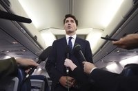 Justin Trudeau's progressive public image butts up against a series of scandals