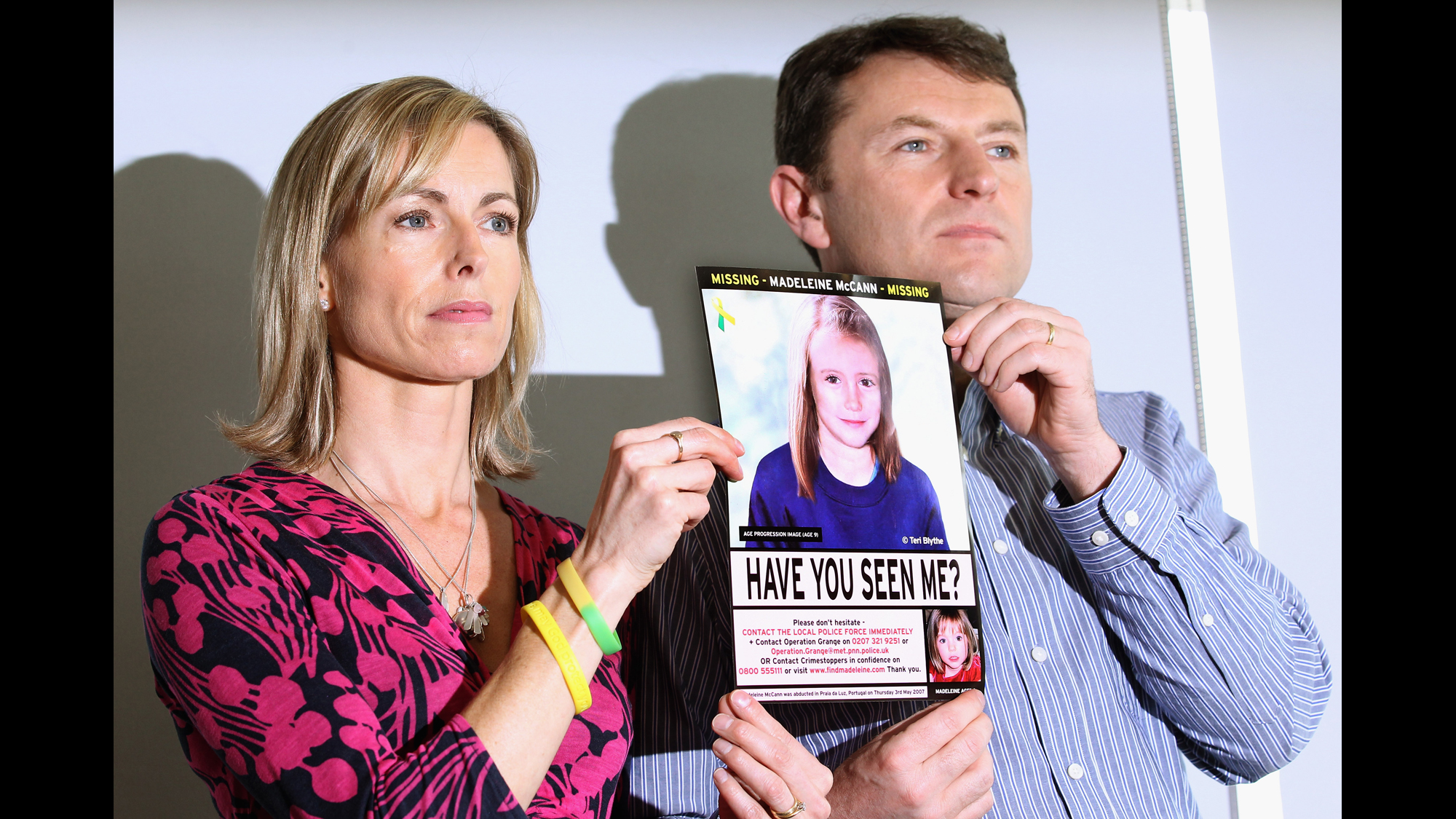 German police reportedly pursue connection between Madeleine McCann case and another