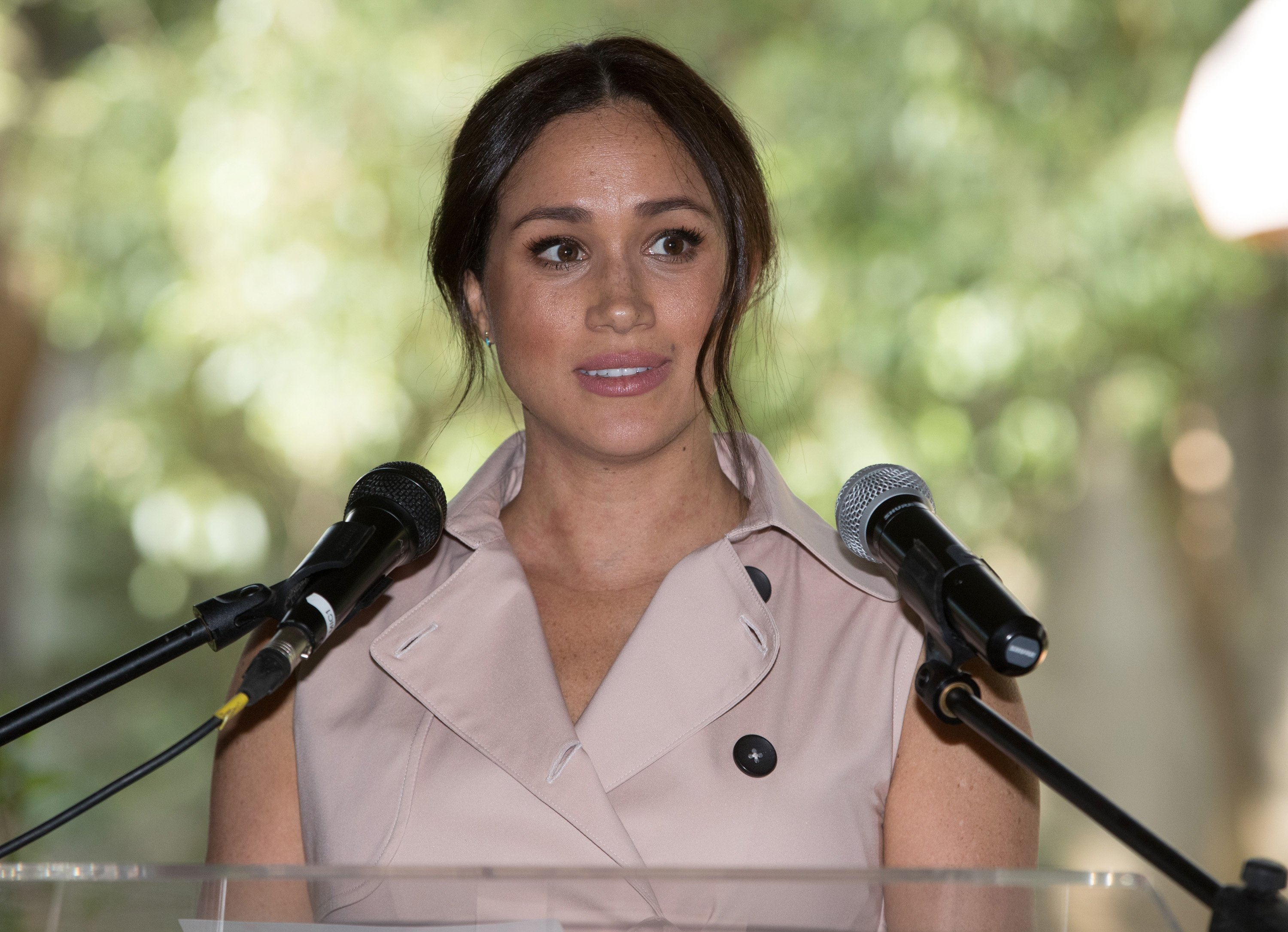 Meghan Markle holding back tears: 'Not many people have asked if I'm OK'