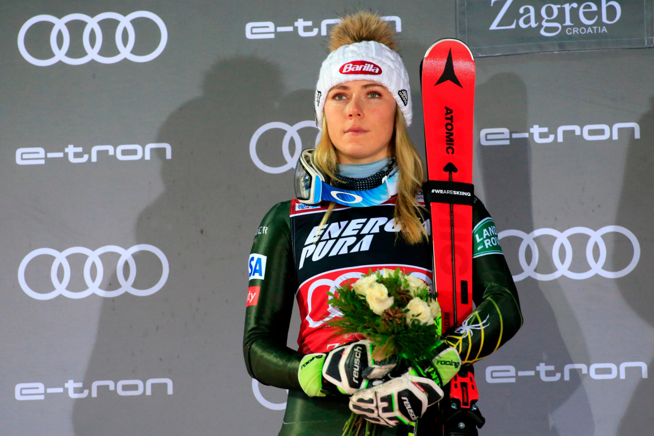 Mikaela Shiffrin doesn't want to have to choose between 'morality versus being able to do your job' at the 2022 Winter Olympics