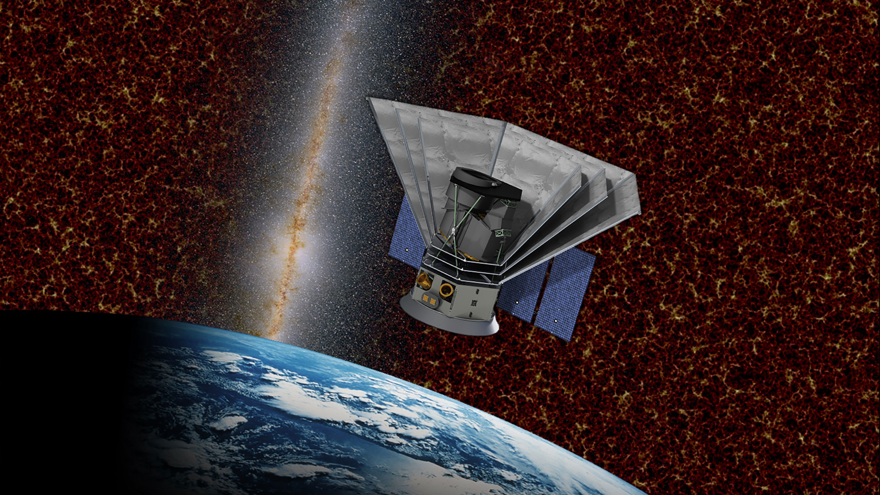 New NASA space telescope will explore the Big Bang