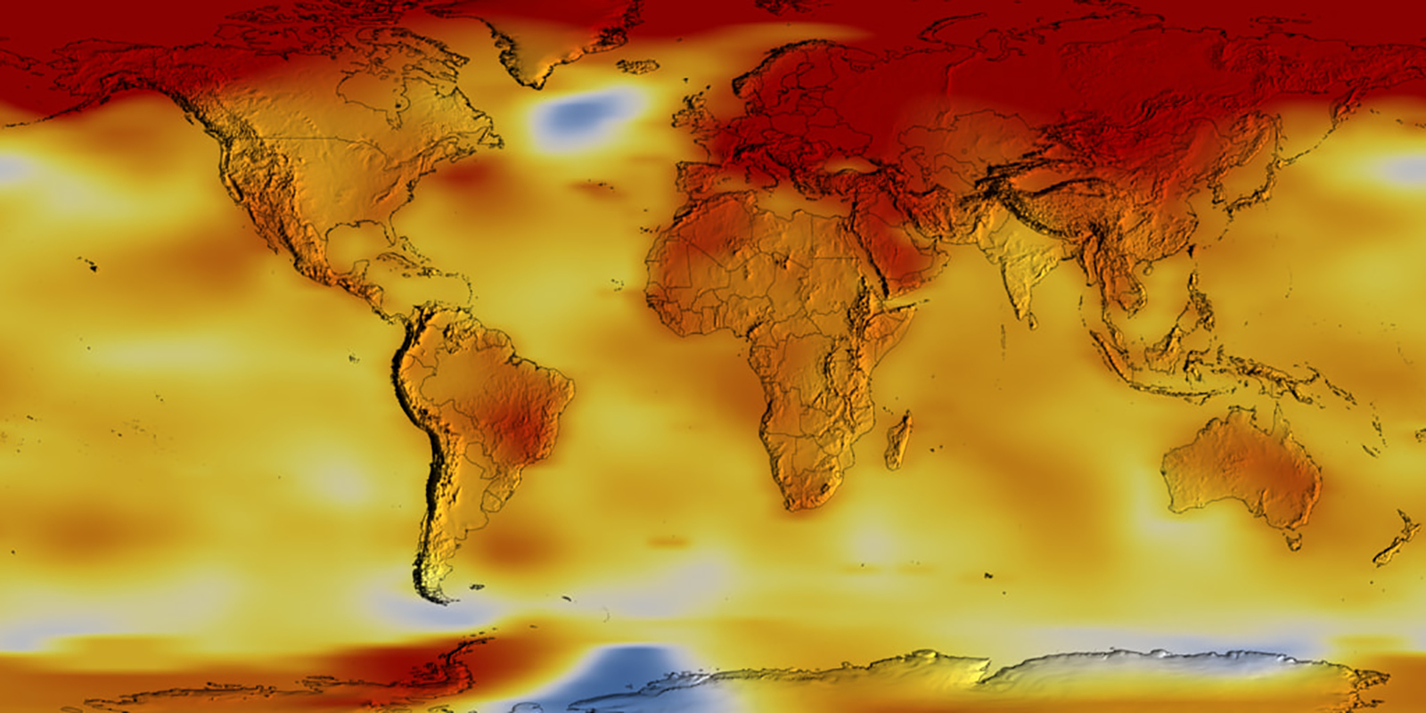 The slowing down of ocean currents could have a devastating effect on our climate