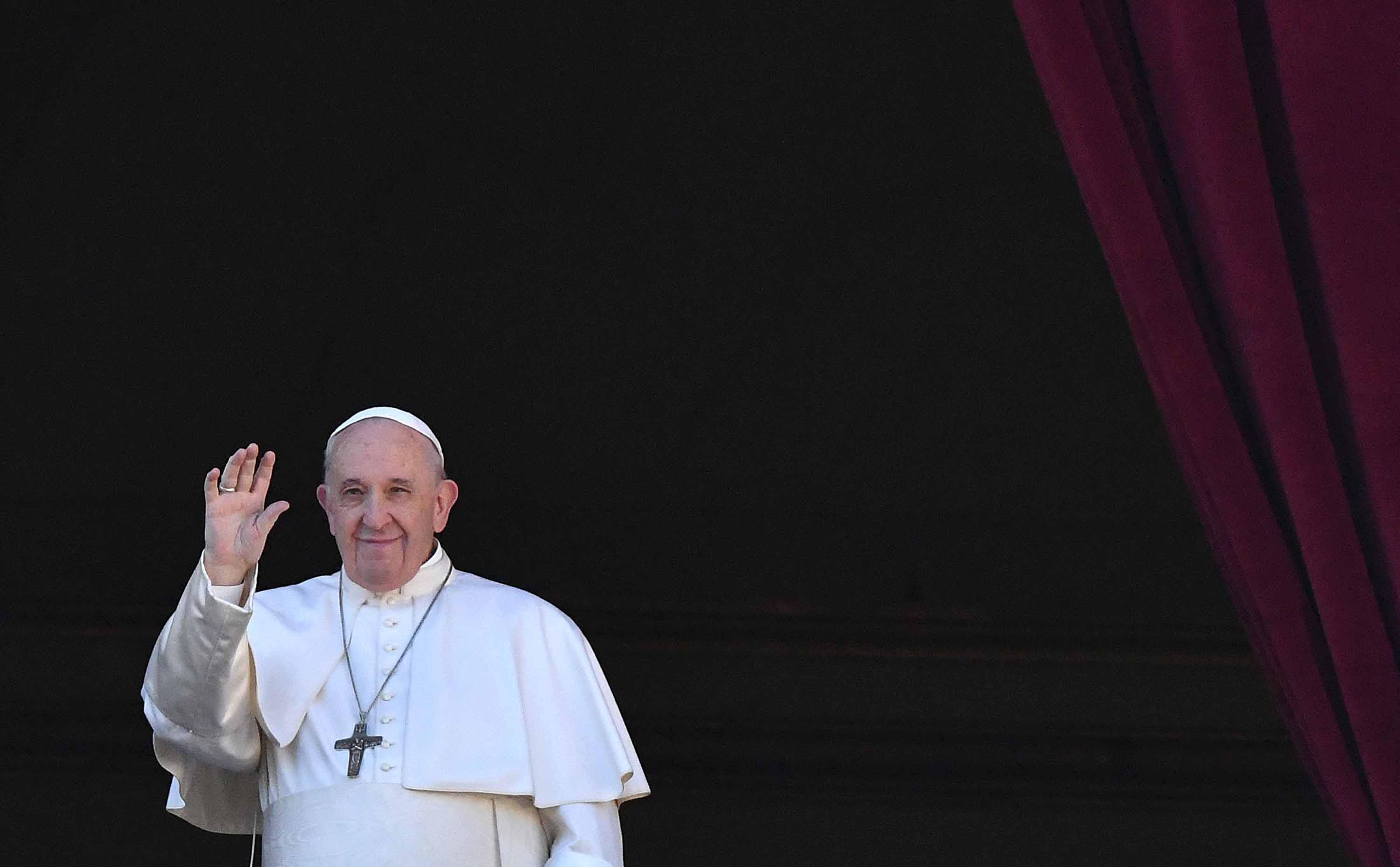 Pope rejects a proposal to allow married priests in the Amazon