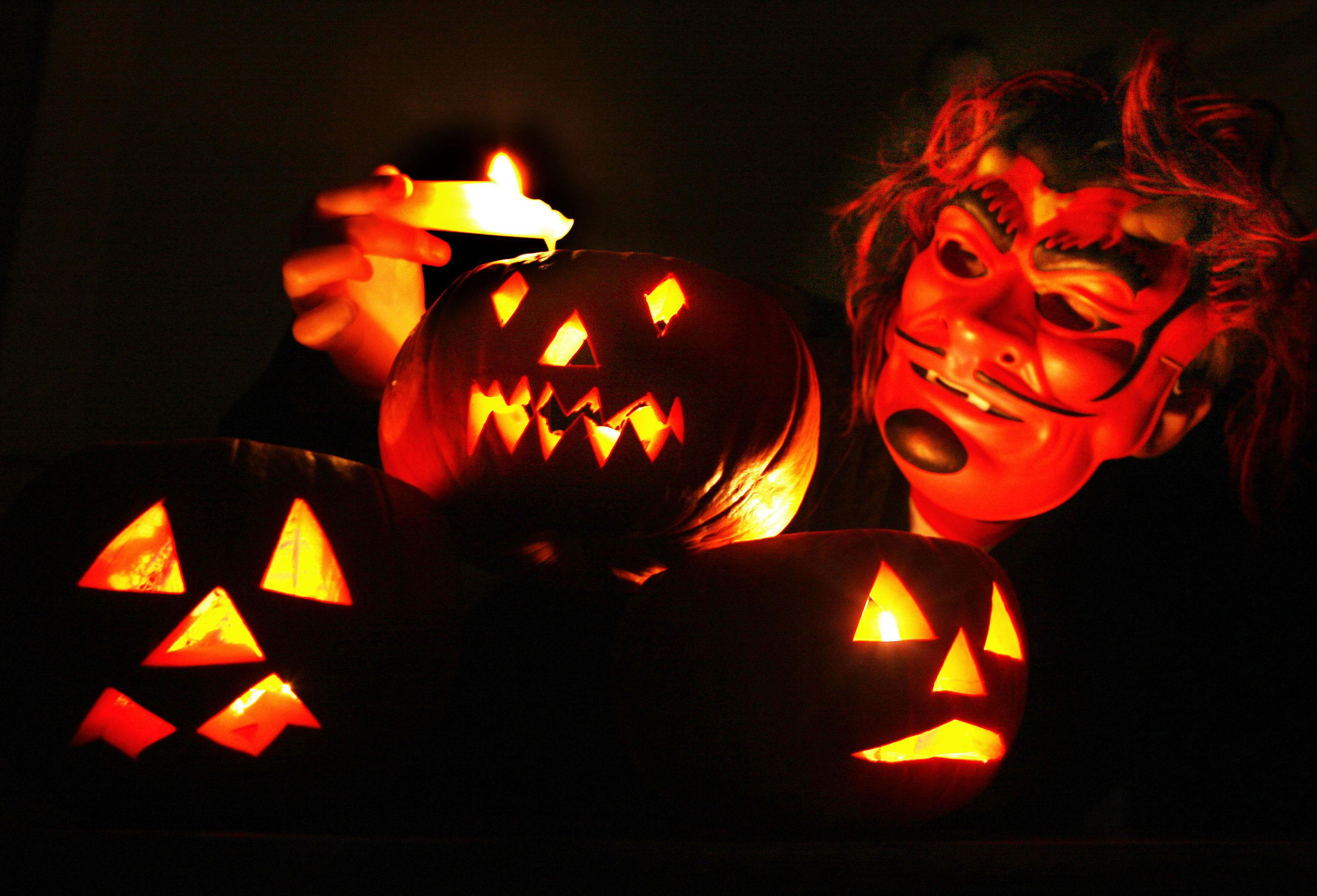 Scotland tells families not to trick-or-treat this Halloween because of Covid-19