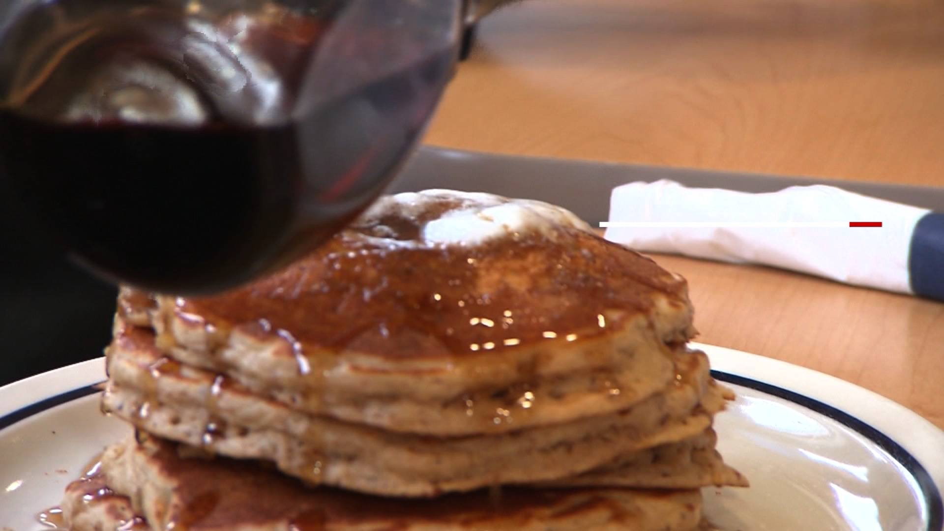 Why people eat pancakes on Shrove Tuesday