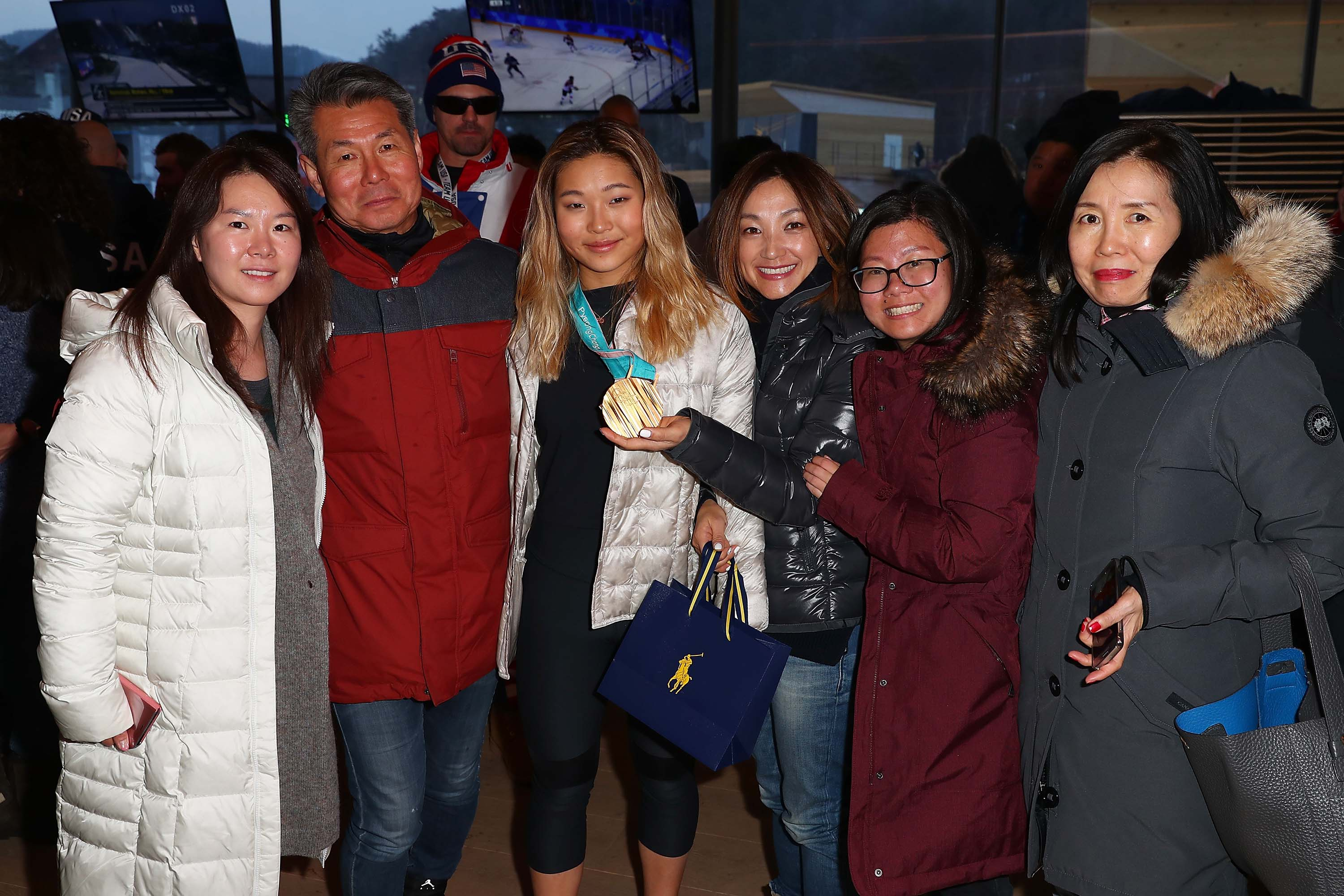 'Oh my gosh, are you that snowboarder?' Olympic gold medalist Chloe Kim goes to Princeton