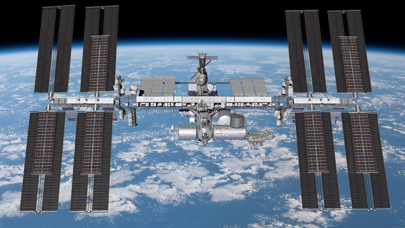 Watch astronauts give the International Space Station a power boost