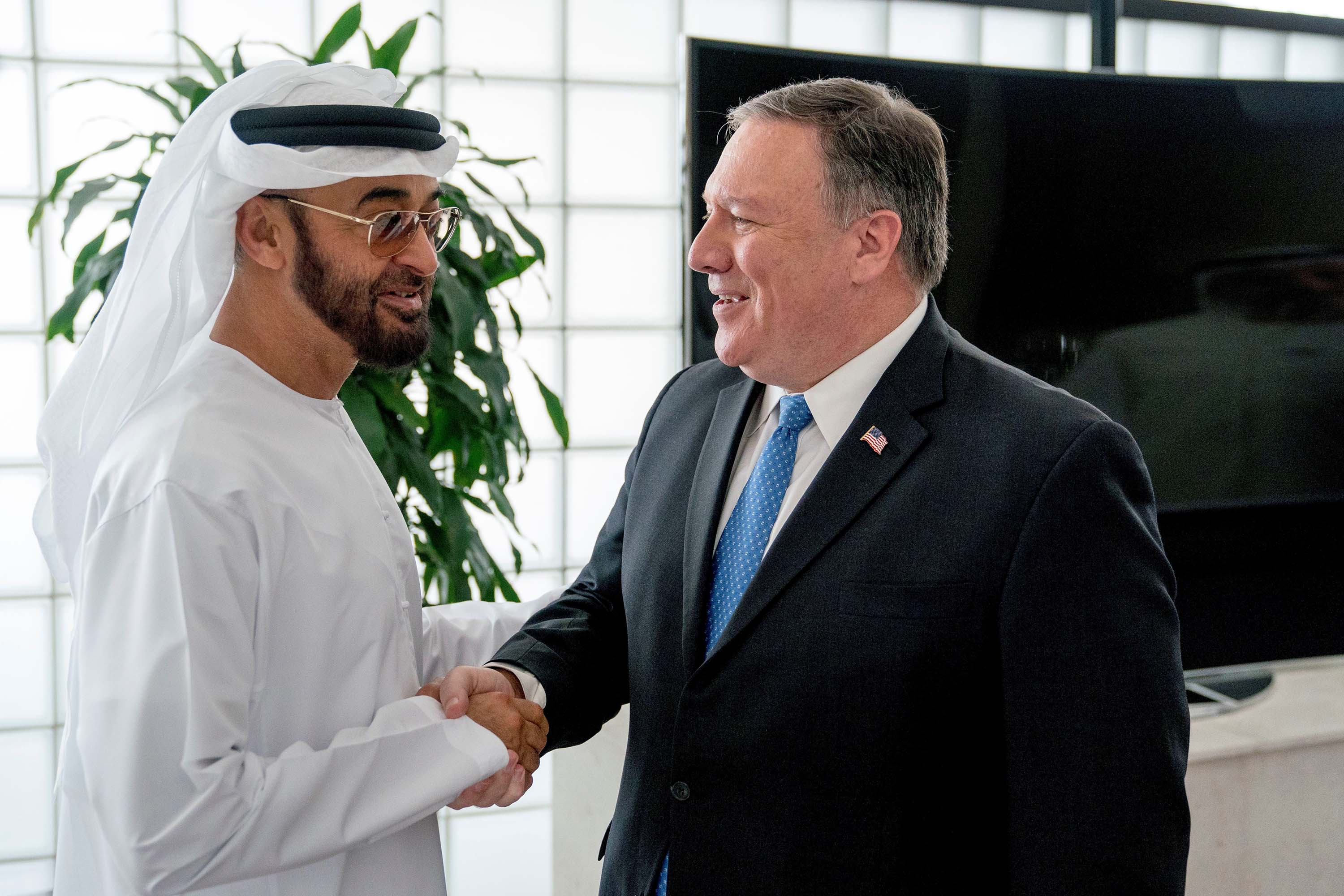 The US cleared the way for a new arms sale to the UAE, despite evidence it violated the last one