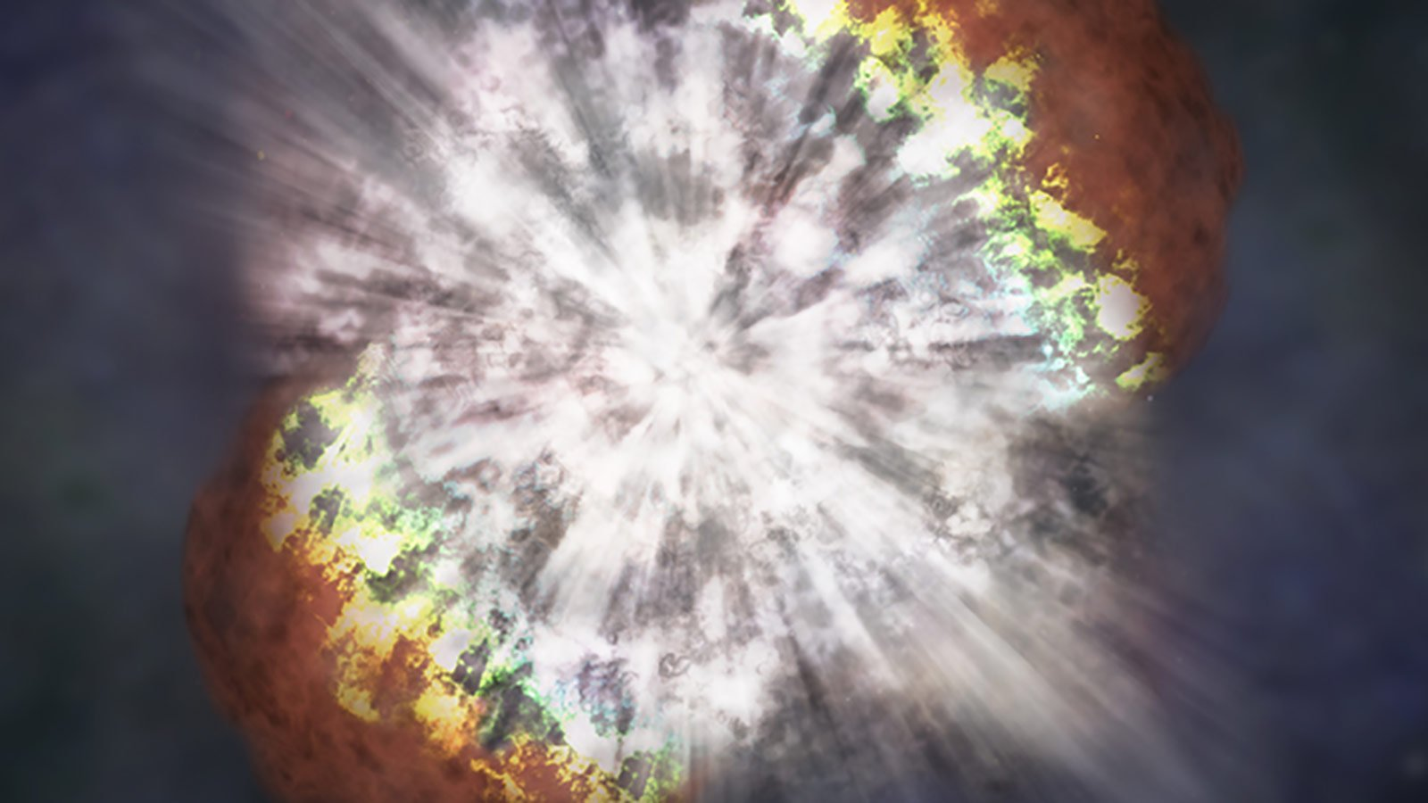 Researchers found supernova dust in snow from Antarctica and it could be 20 million years old