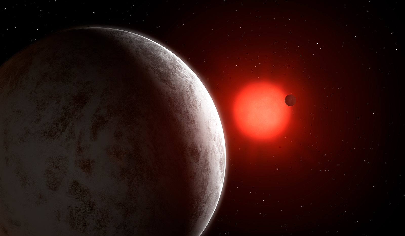 Astronomers find super-Earths orbiting a star 11 light-years away