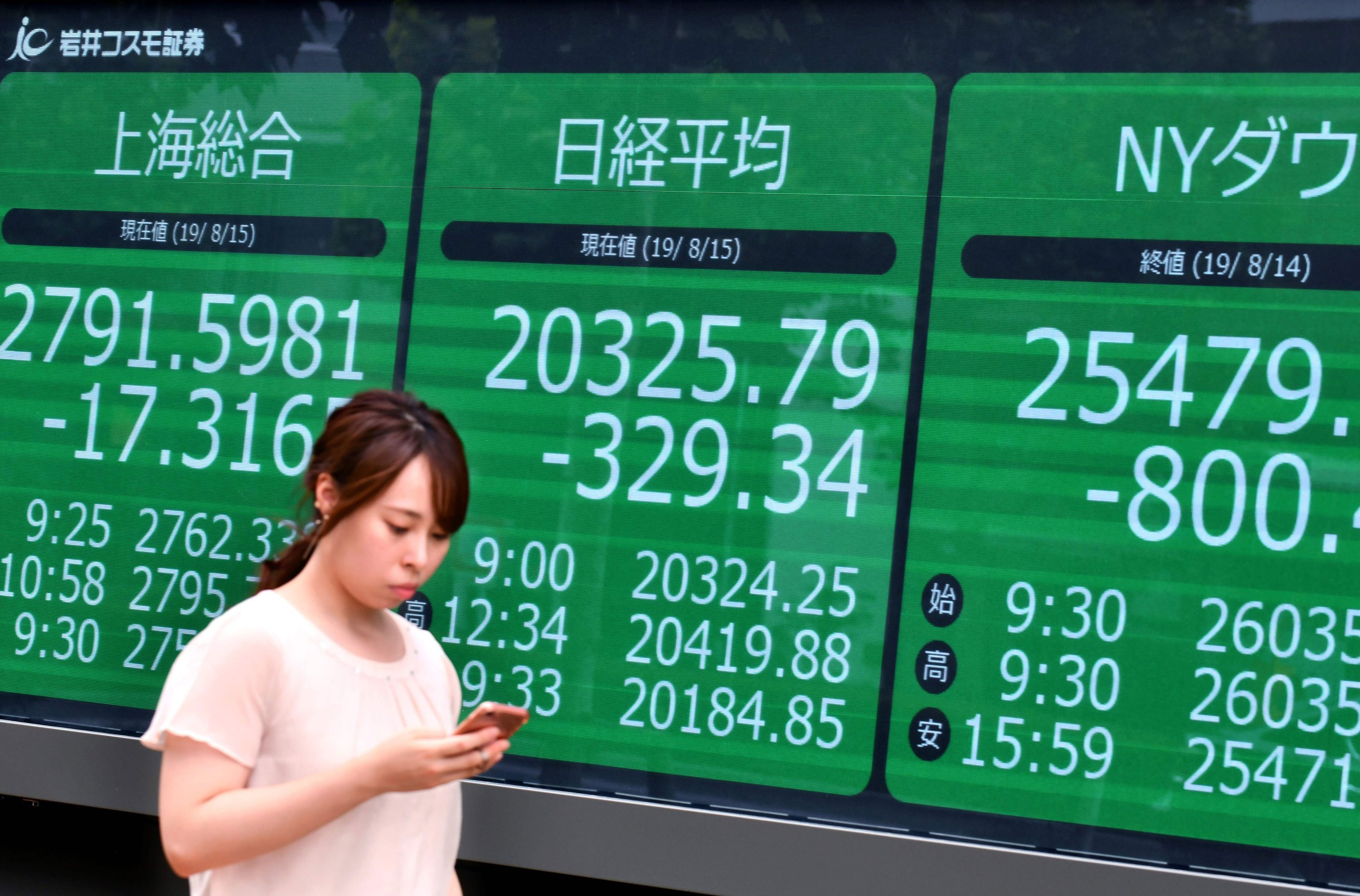Asian markets rise as China announces plans to help economy