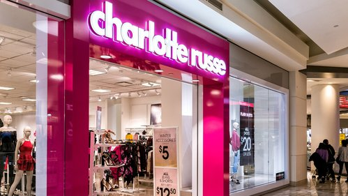 d9cd726c38 Charlotte Russe will liquidate and close all of its stores