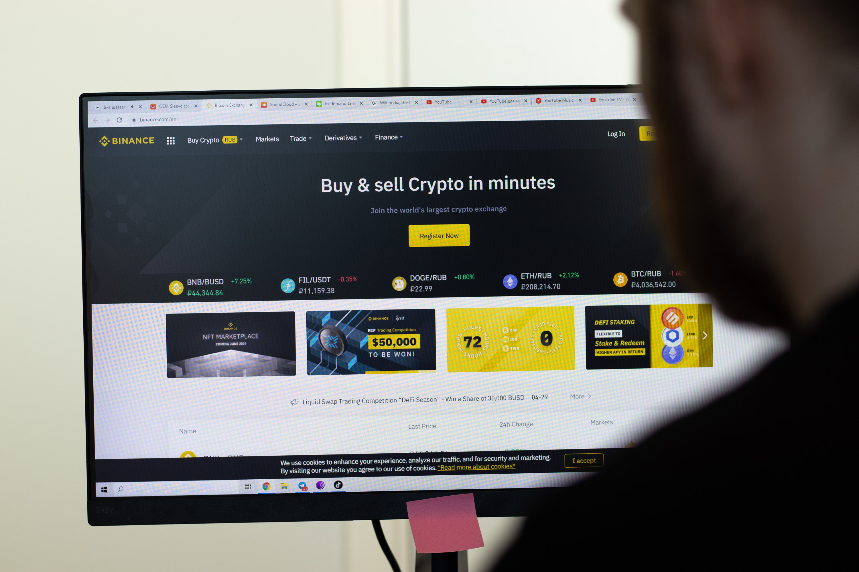 Regulators are keeping a close watch on crypto