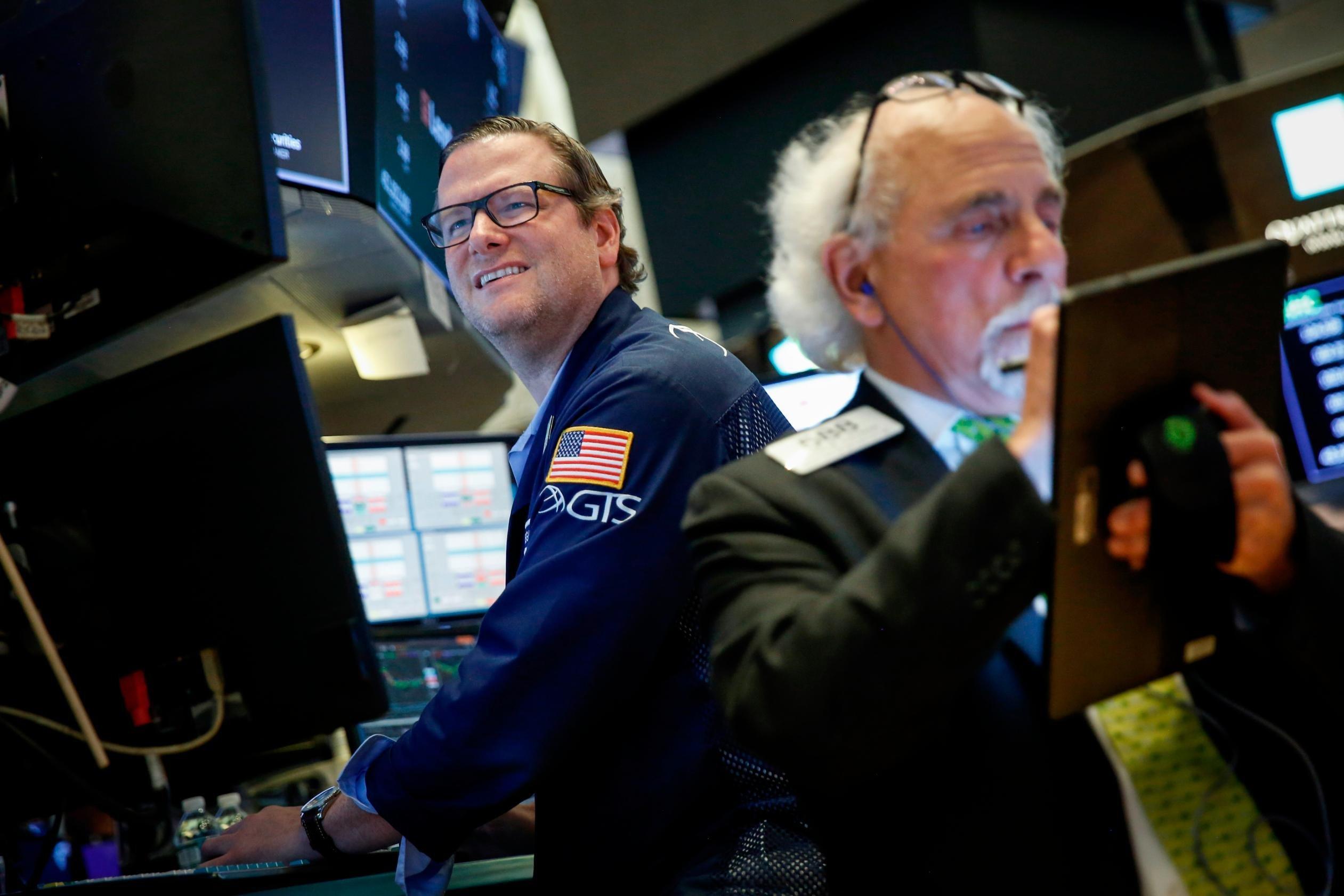 Dow rebounds after Steven Mnuchin ignites trade optimism