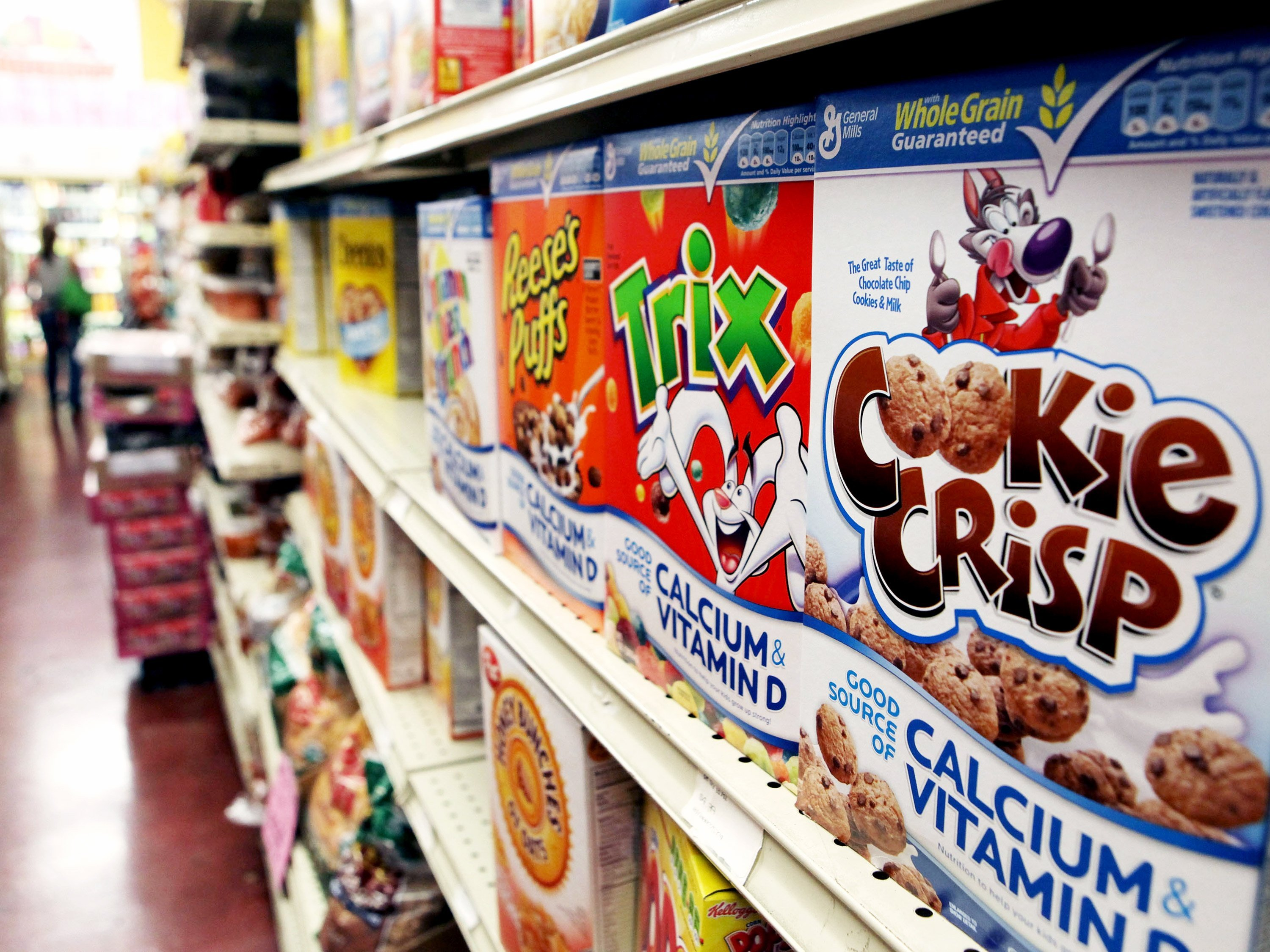 Bad news for General Mills: People splurge on pet food but not snacks for themselves