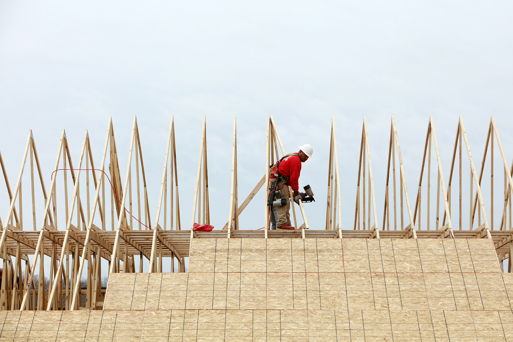 Top builder says the housing boom isn't over just yet