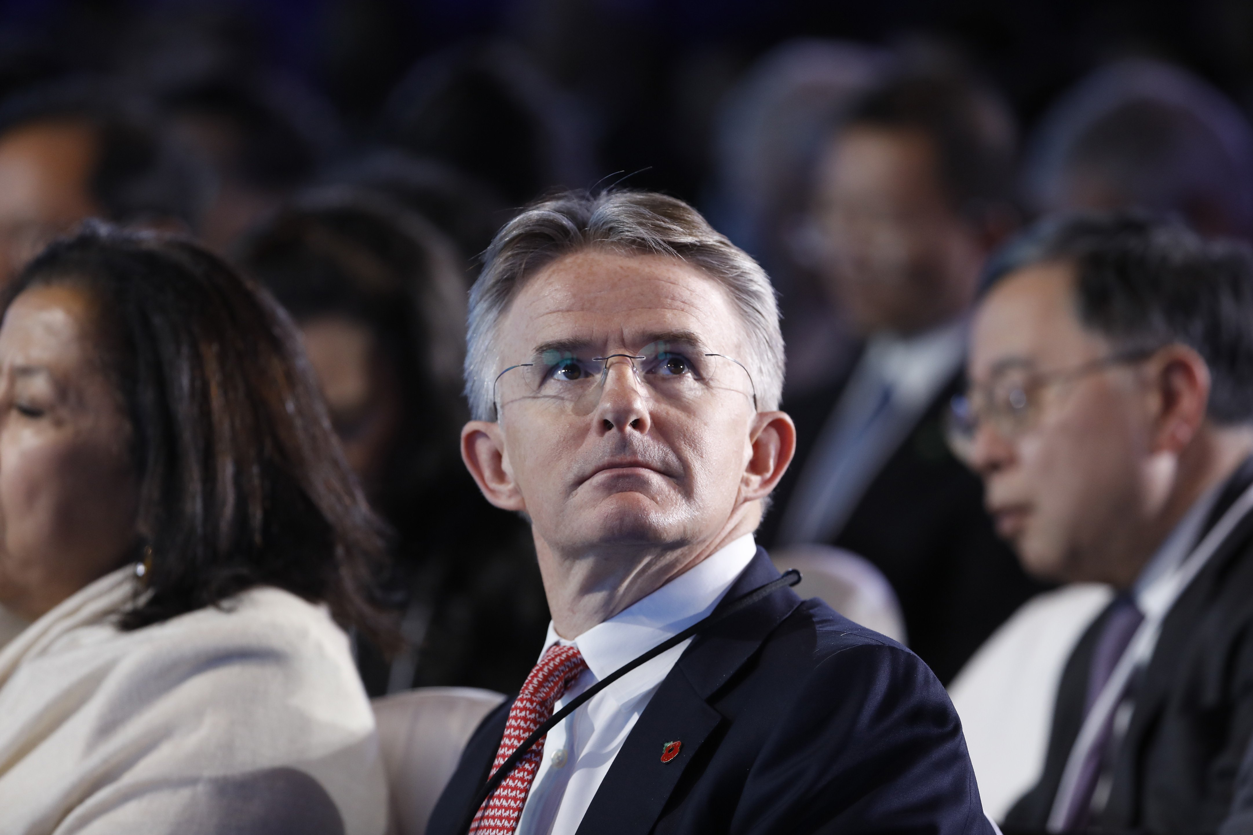 HSBC chief out after 18 months on the job | News Talk WBAP-AM