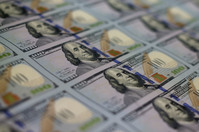 Coronavirus fears have pushed the US dollar to a three-year high