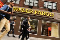 Wells Fargo takes $1.6 billion hit linked to fake-account scandal
