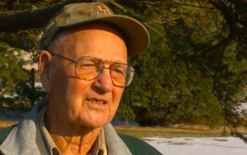 Image for Iowa man is hopeful vaccine will help reunite him with his wife of 67 years