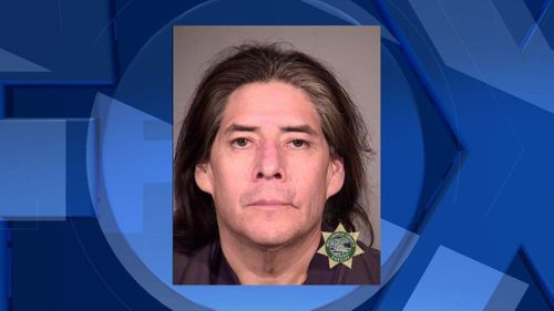 Image for U.S. attorney's office: Portland man accused of repeatedly striking vehicle occupied by 2 federal officers