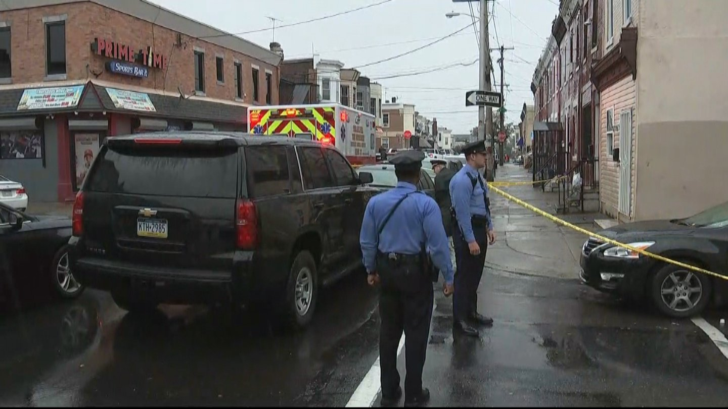 A 2-year-old was killed and an 11-month-old shot in the head over the weekend in Philadelphia