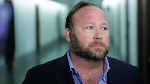 Image for Alex Jones and Infowars ordered to pay $100,000 in fees for Sandy Hook case