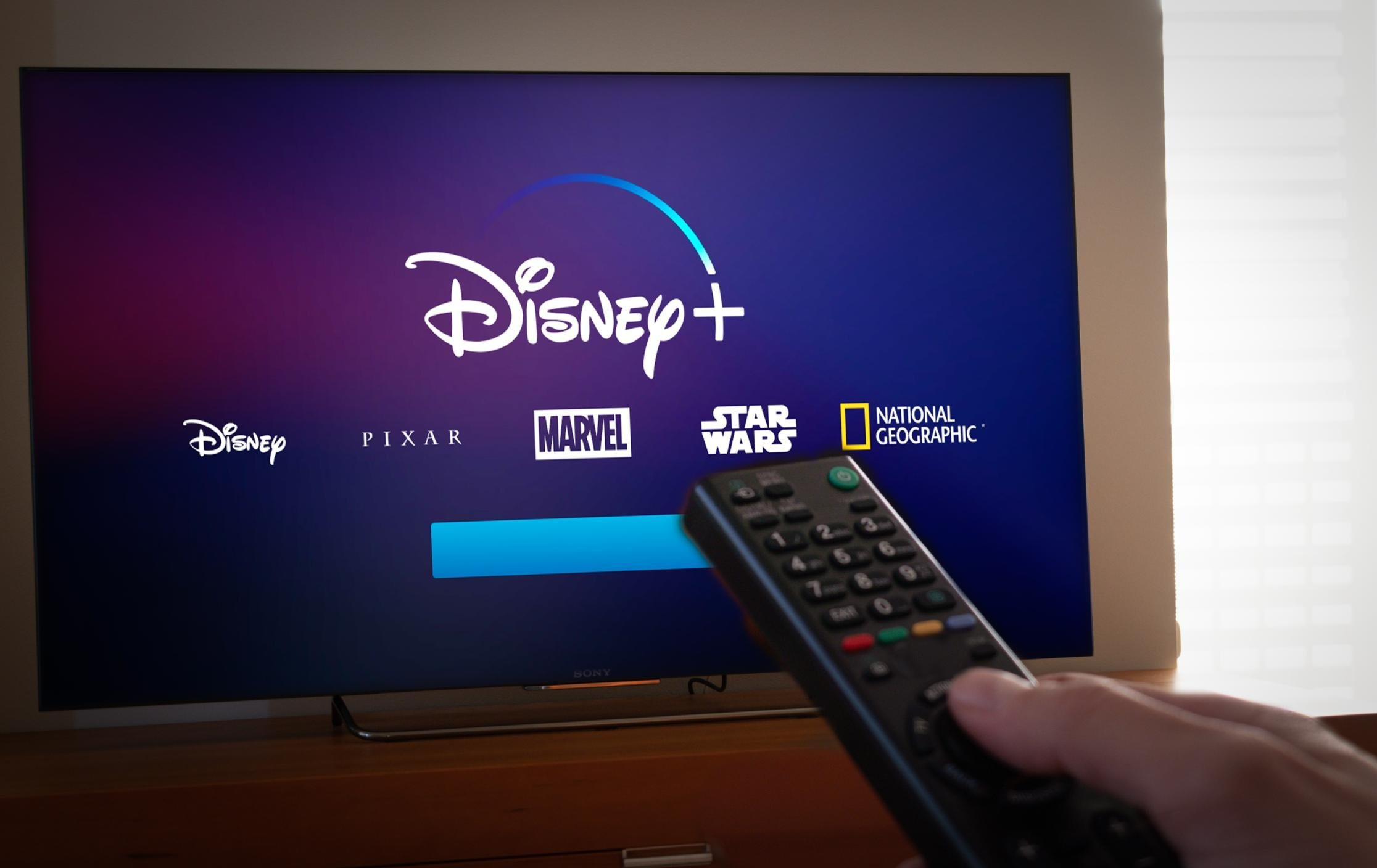 Disney is staking its future on Disney+