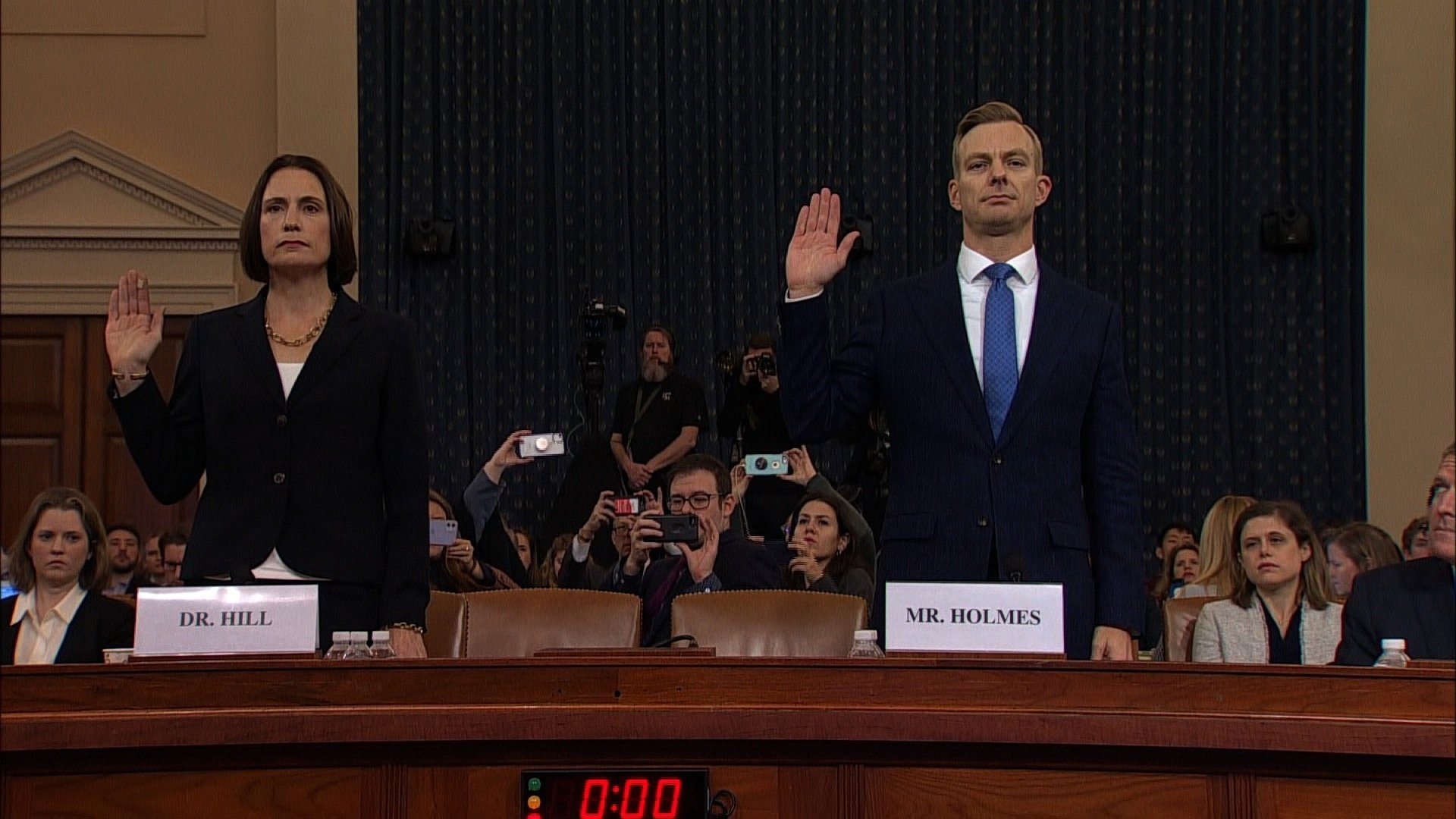 After Fiona Hill dismantles conspiracy theories, right-wing media goes on the attack