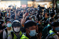 Hong Kong's security law could have a chilling effect on press freedom