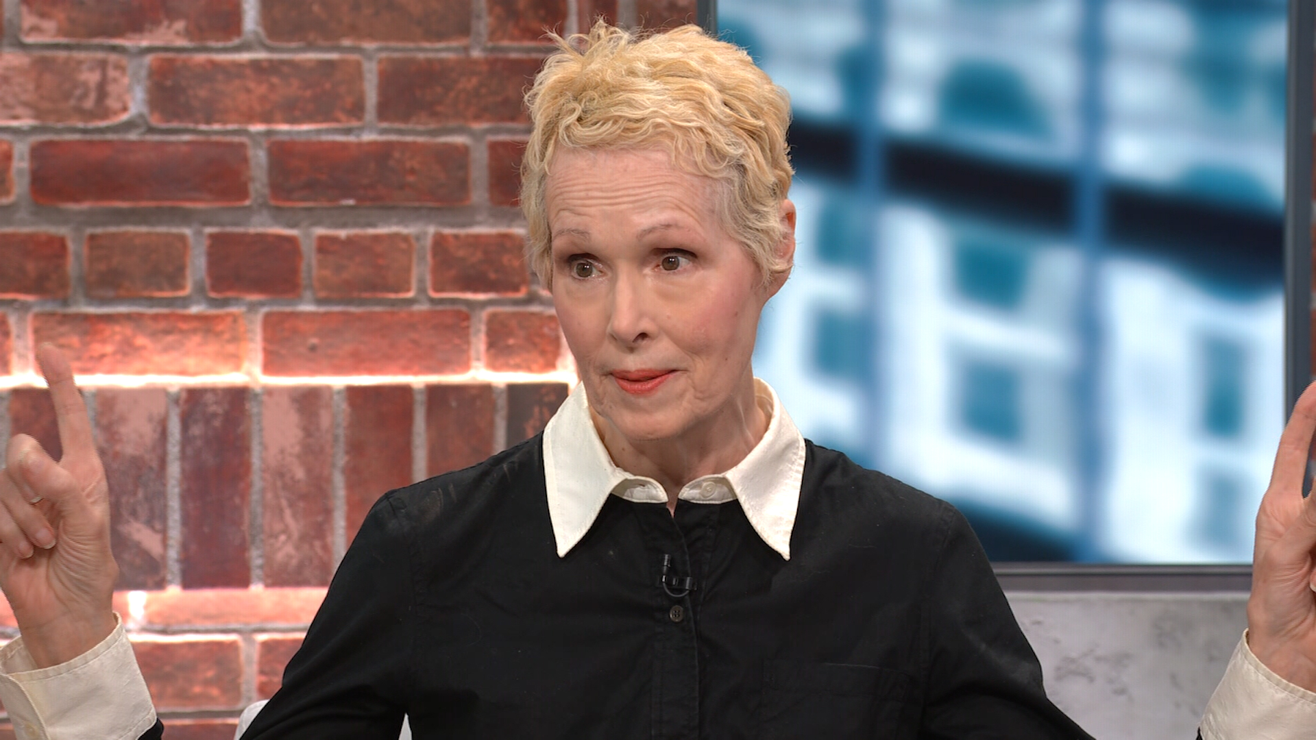 E. Jean Carroll says Elle declined to renew her contract for her column because of Trump's comments