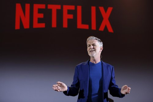 Image for Netflix could face trouble ahead. Here's why
