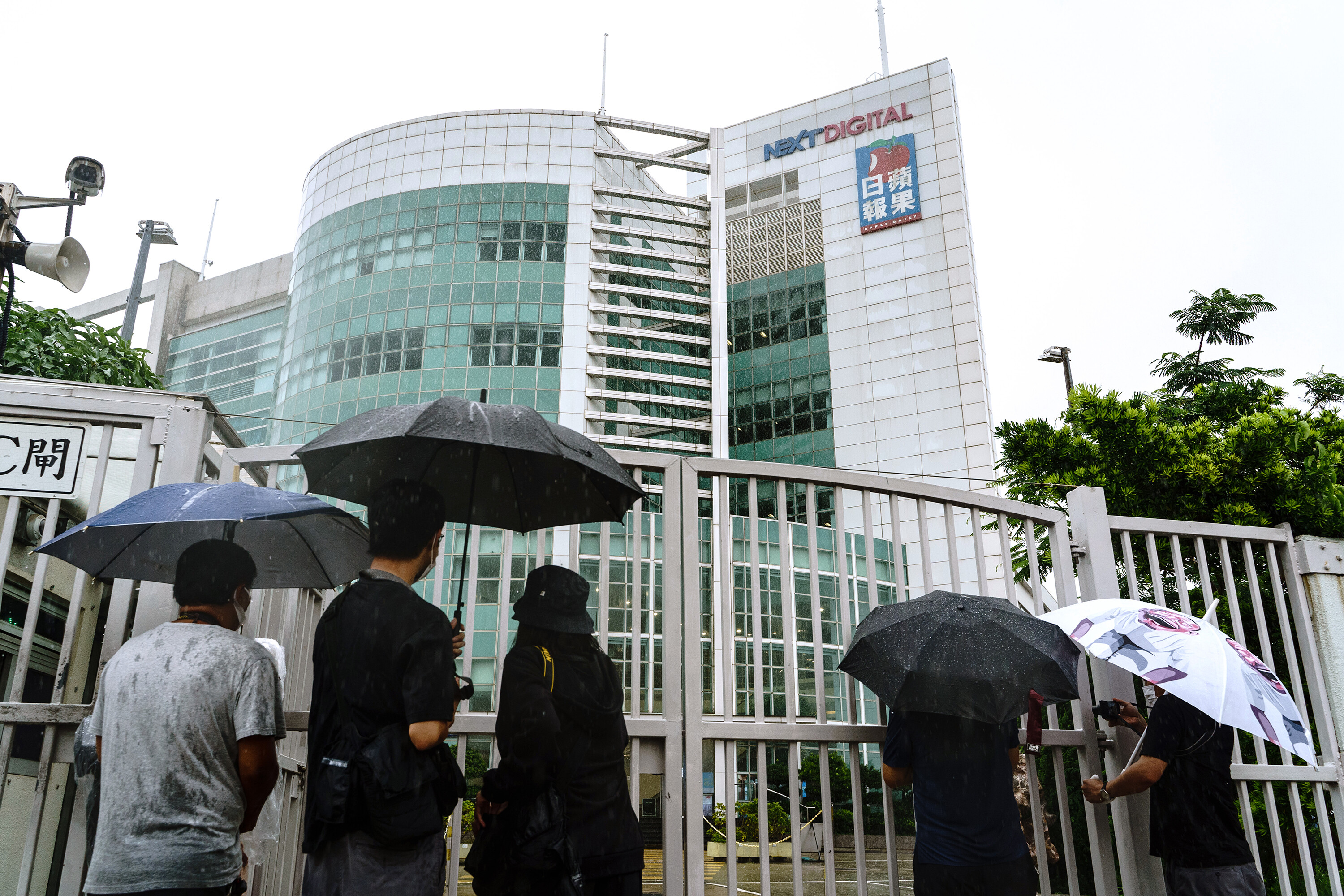 'A climate of fear': Hong Kong media company behind shuttered Apple Daily admits defeat