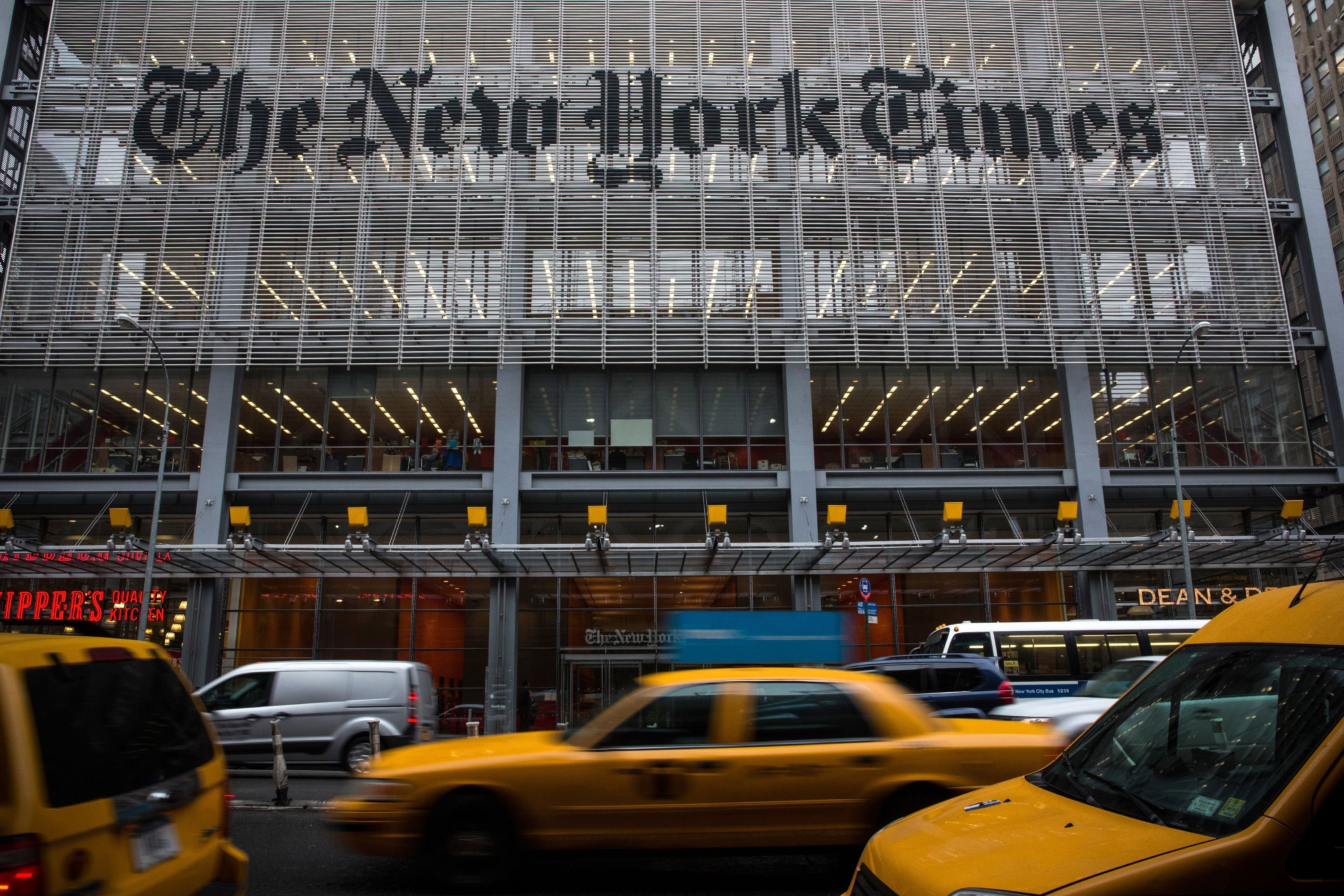 New York Times reporters grilled about botched Kavanaugh story
