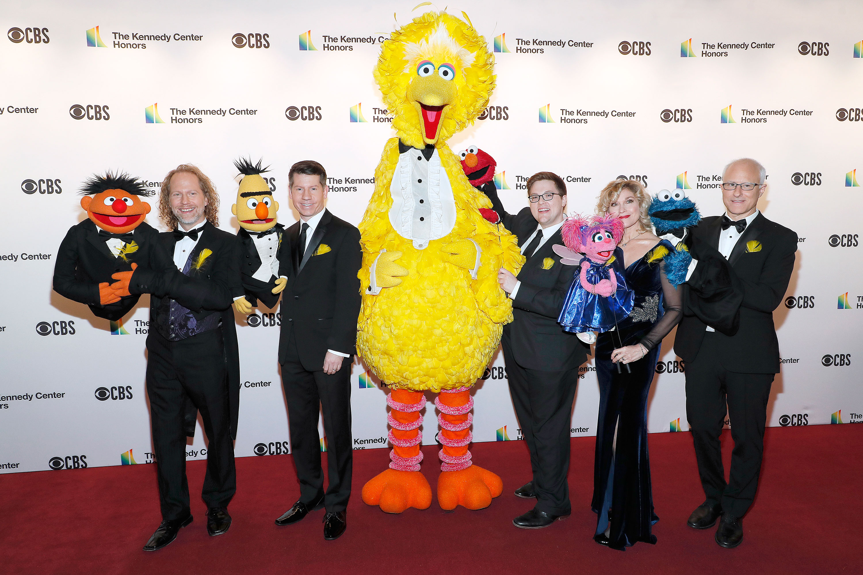 Kennedy Center Honors celebrates the influence of Sesame Street