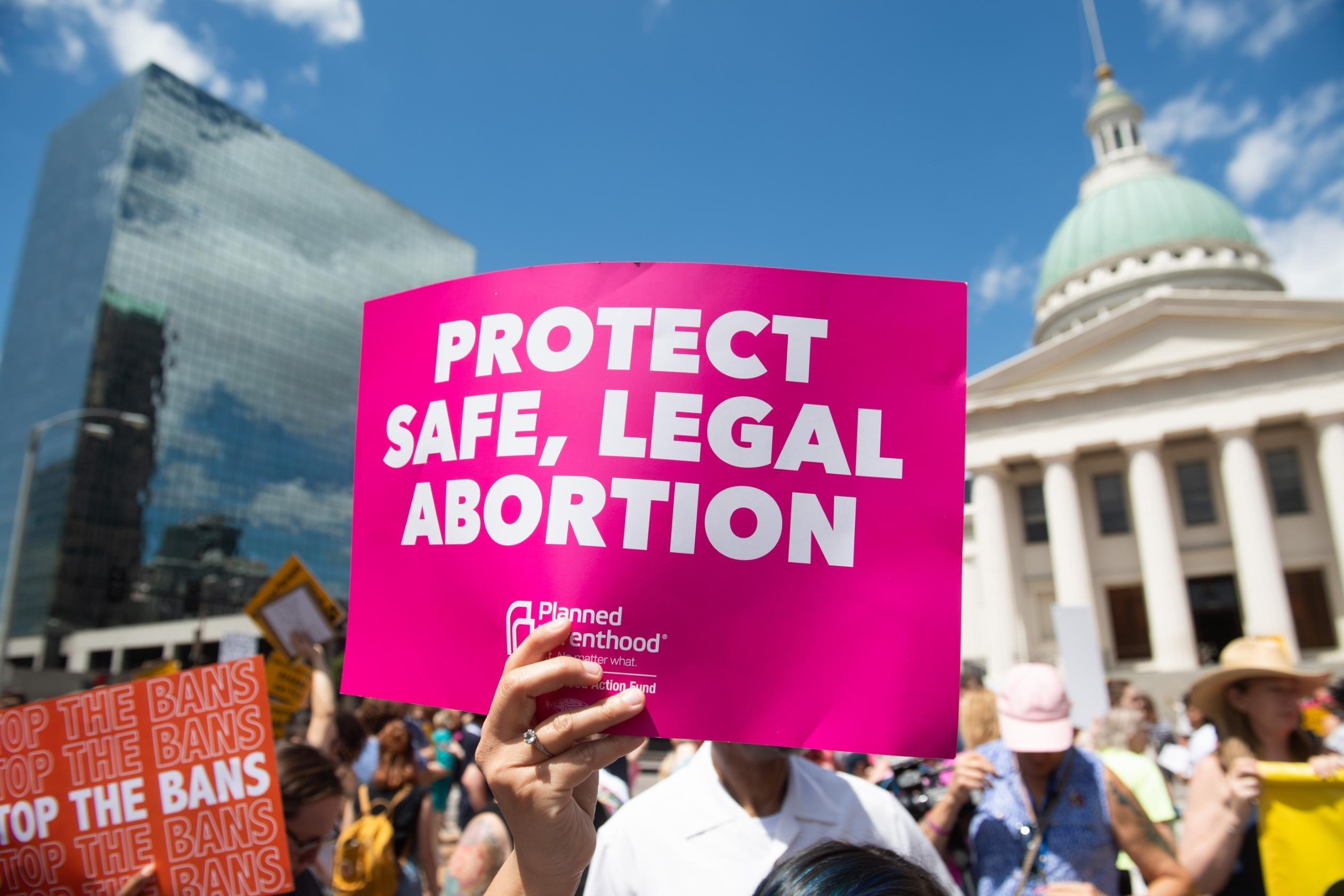 The states with the most online requests for abortion medications