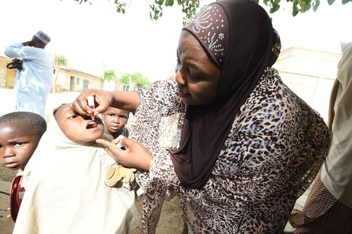 Image for Africa begins countdown to being polio free as Nigeria marks 3 years without disease