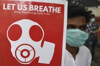 Air pollution and heart disease skyrockets risk for dementia, study says