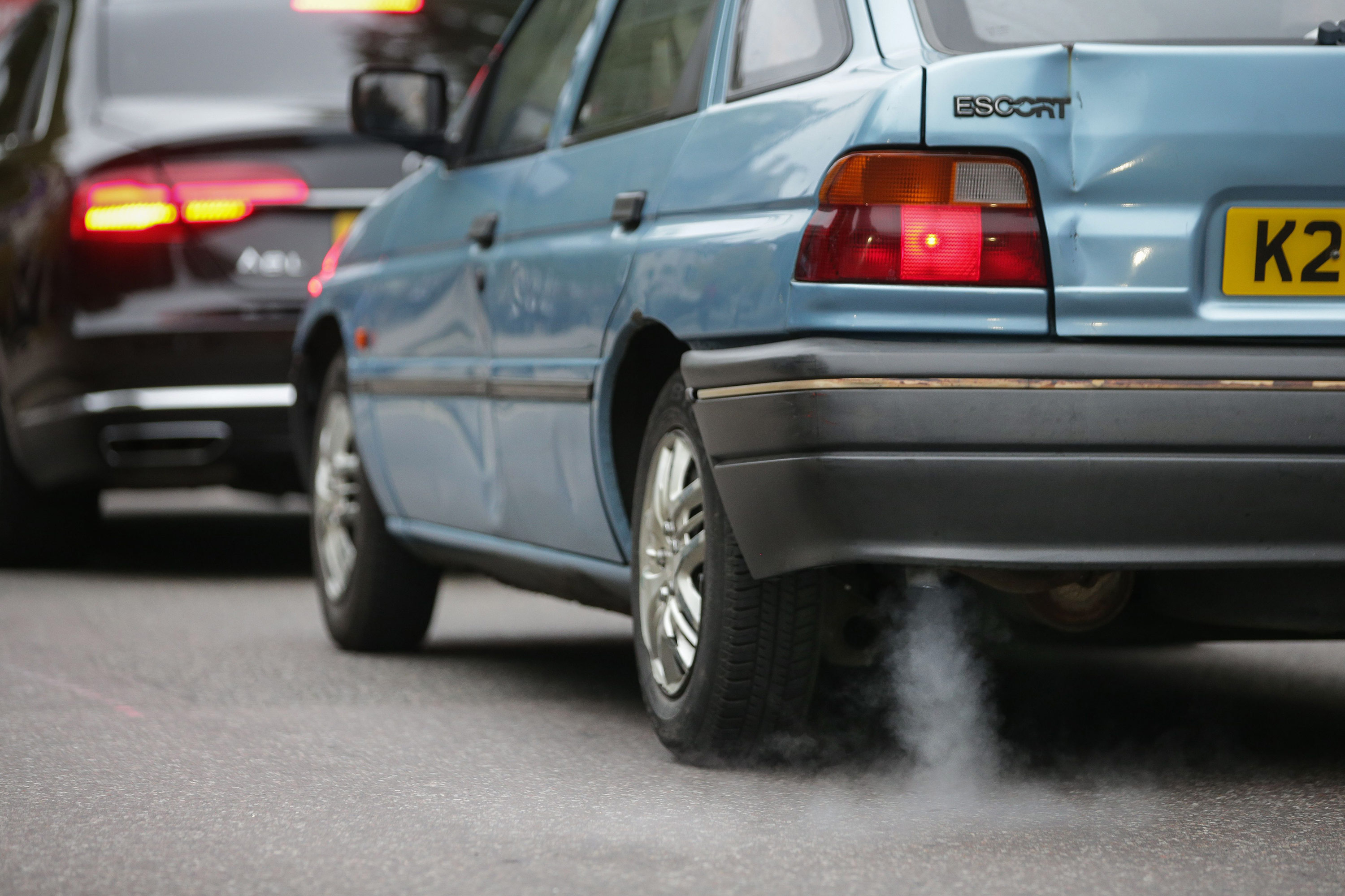 Air pollution is linked to an increased risk of irreversible sight loss, study finds
