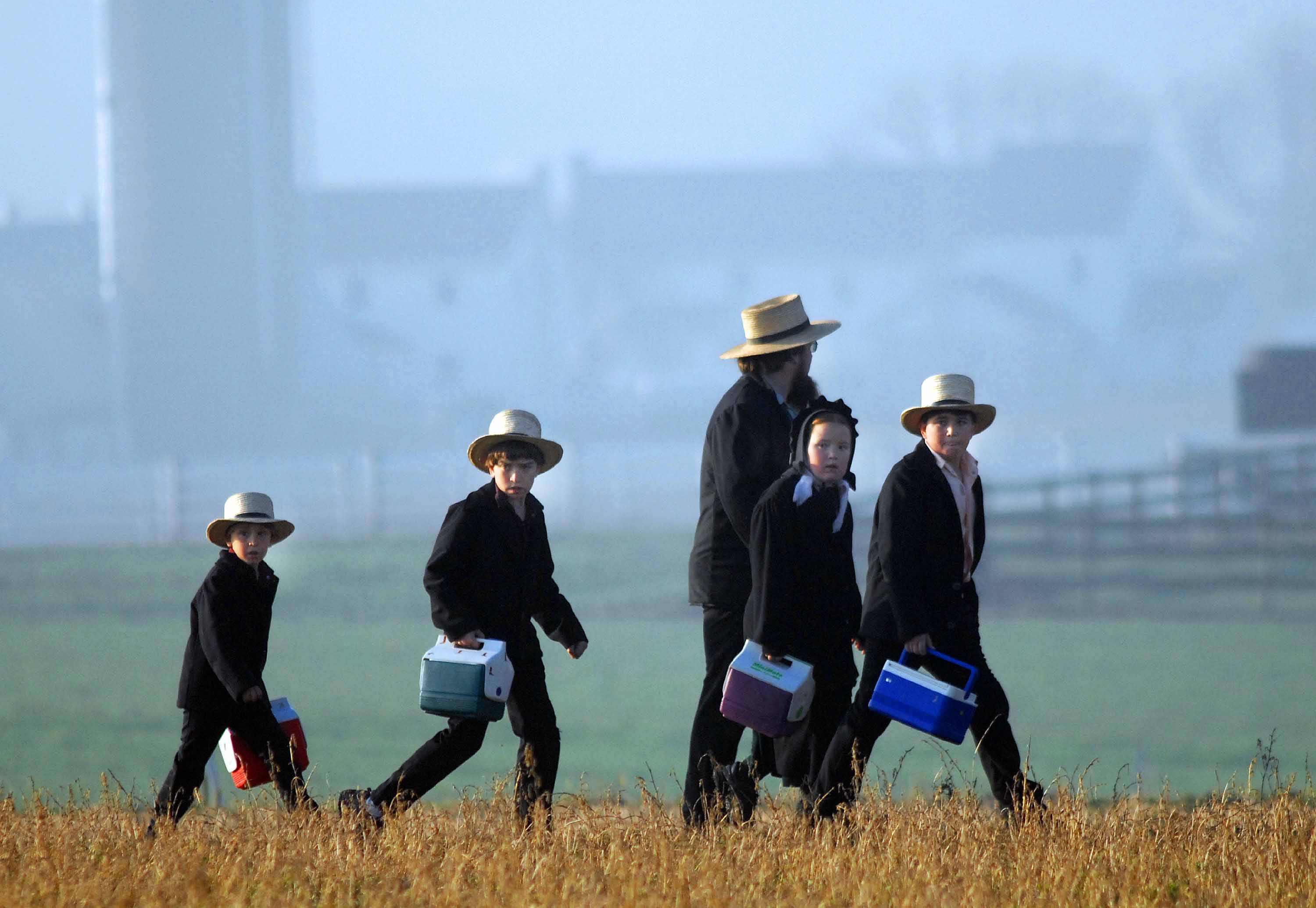 No one knew why the kids in 2 Amish families were dying suddenly. Now researchers have some answers