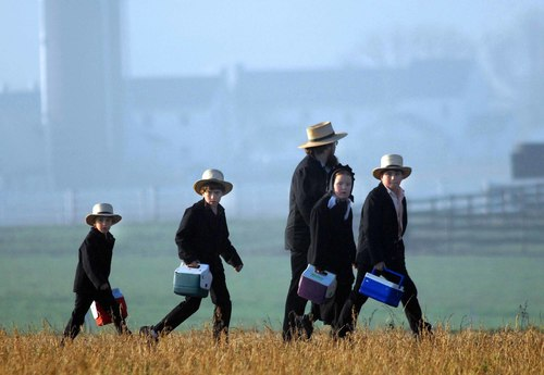 Image for No one knew why the kids in 2 Amish families were dying suddenly. Now researchers have some answers