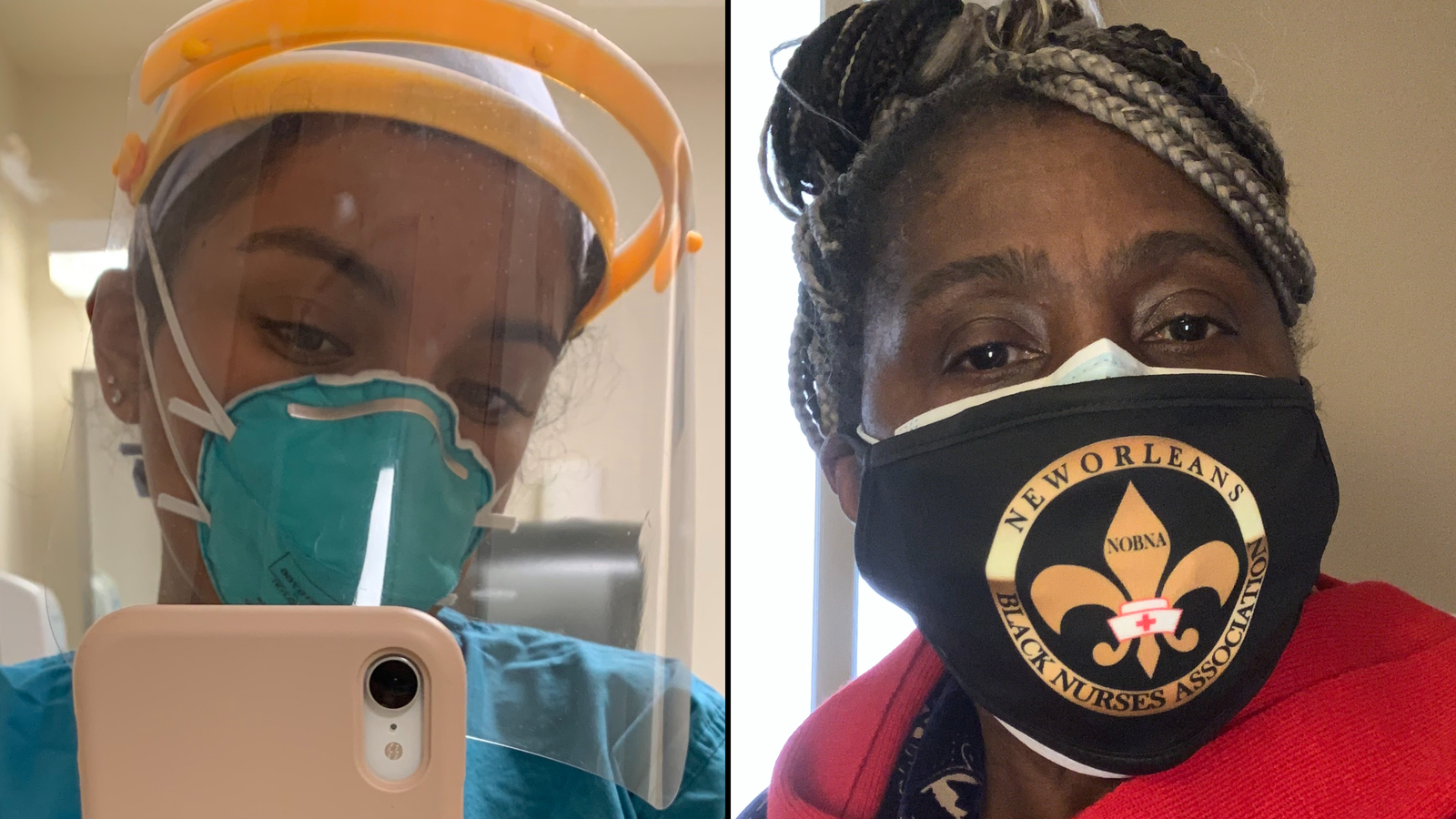 'Absolutely defeated': Black nurses struggle with mental health support while battling Covid-19